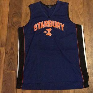 Starbury Stitched Jersey